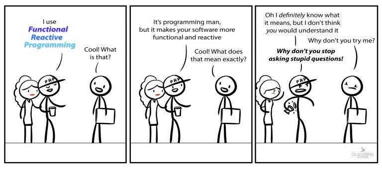 روابط یک برنامه نویس
