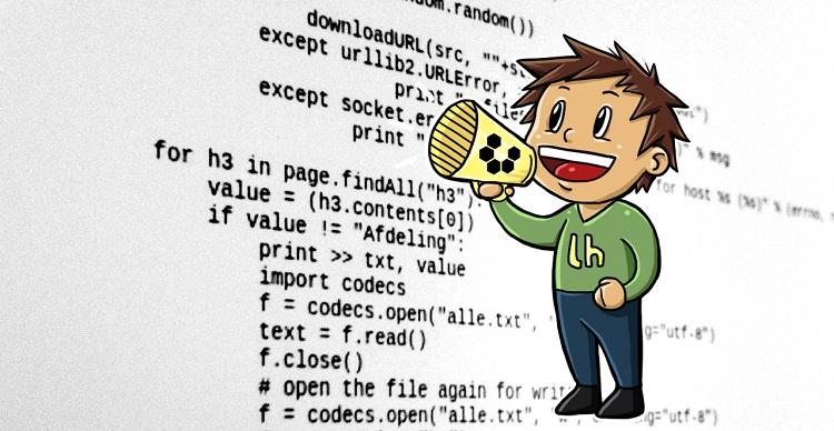 برنامه نویس پای منبر