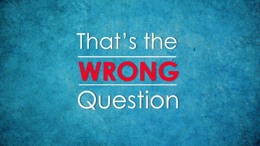 سوالات اشتباه