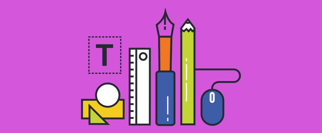 12 مورد از بهترین سایت ها برای یافتن طرح ها و عناصر گرافیکی