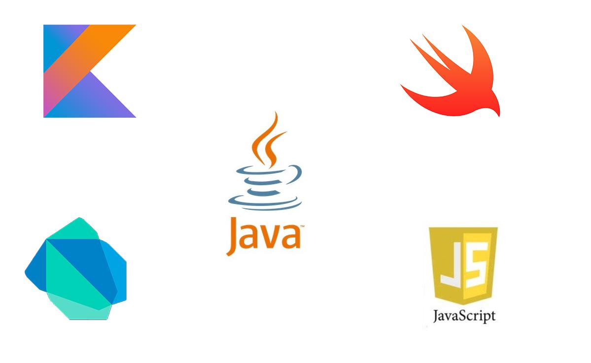 5 زبان برنامه نویسی برتر برای توسعه برنامه های موبایل