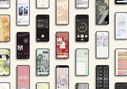 زبان طراحی جدید Google موبایل شما رو دوباره شخصی سازی میکنه